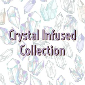 Crystal Infused Lacquers